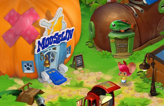 Mouse House: Puzzle Story Ekran Görüntüleri - 1