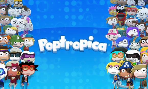 Poptropica Ekran Görüntüleri - 2