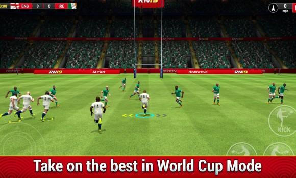 Rugby Nations 19 Ekran Görüntüleri - 1