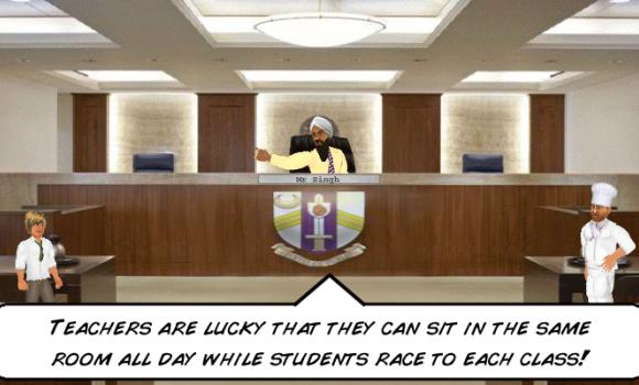 School Days Ekran Görüntüleri - 1