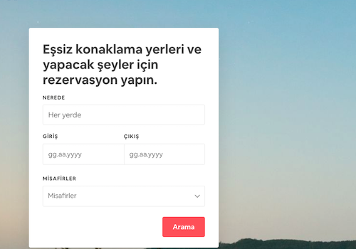 Airbnb Ekran Görüntüleri - 2