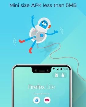 Firefox Lite Ekran Görüntüleri - 2