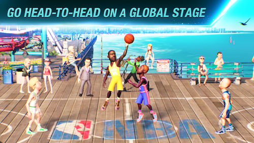 NBA 2K Playgrounds Ekran Görüntüleri - 1