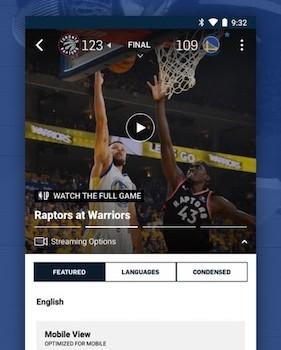 NBA Ekran Görüntüleri - 3