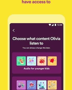 Spotify Kids Ekran Görüntüleri - 5