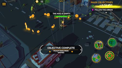 Zombie Blast Crew Ekran Görüntüleri - 4