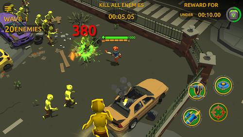 Zombie Blast Crew Ekran Görüntüleri - 8