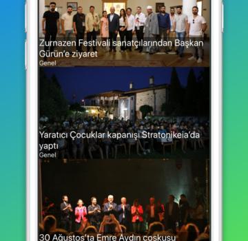 Muğla Büyükşehir Belediyesi Ekran Görüntüleri - 2