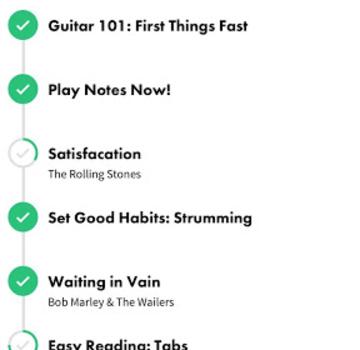 Fender Play Ekran Görüntüleri - 6
