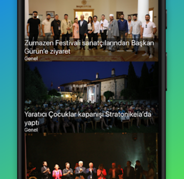 Muğla Büyükşehir Belediyesi Ekran Görüntüleri - 5