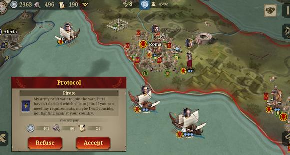 Great Conqueror: Rome Ekran Görüntüleri - 3
