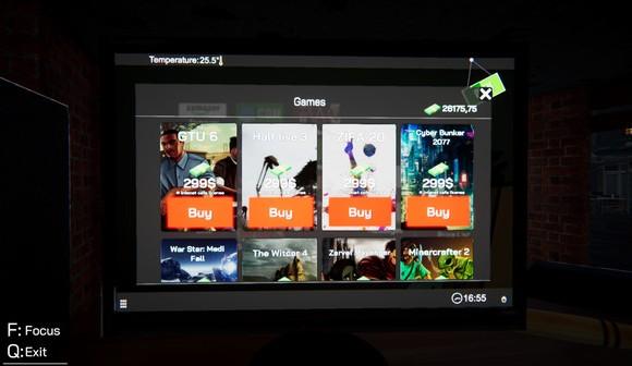 Internet Cafe Simulator Ekran Görüntüleri - 1