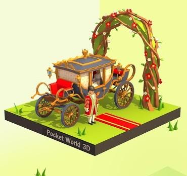 Pocket World 3D Ekran Görüntüleri - 4