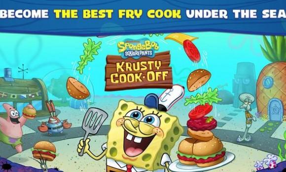 SpongeBob: Krusty Cook-Off Ekran Görüntüleri - 1