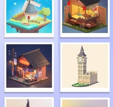 Pocket World 3D Ekran Görüntüleri - 1
