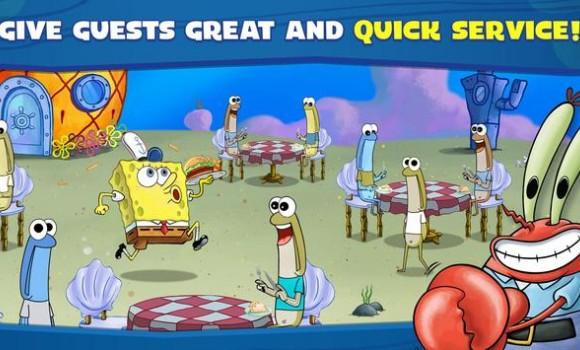 SpongeBob: Krusty Cook-Off Ekran Görüntüleri - 2