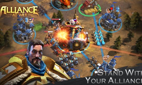Alliance at war Ekran Görüntüleri - 3