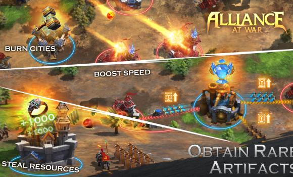 Alliance at war Ekran Görüntüleri - 1