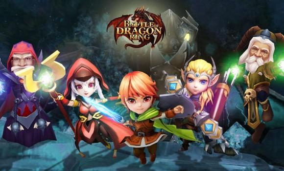 Battle of Dragon Ring Ekran Görüntüleri - 1
