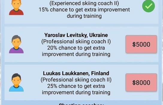 Biathlon Manager 2020 Ekran Görüntüleri - 1