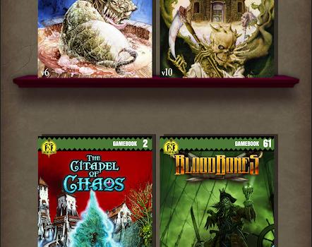 Fighting Fantasy Classics Ekran Görüntüleri - 2