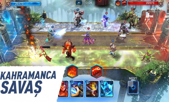 Heroic - Magic Duel Ekran Görüntüleri - 3
