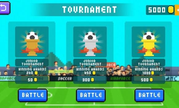 Holy Shoot - Soccer Battle Ekran Görüntüleri - 1