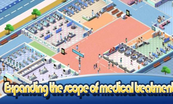 Idle Hospital Tycoon Ekran Görüntüleri - 2