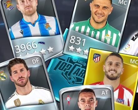 LaLiga Top Cards 2020 Ekran Görüntüleri - 2