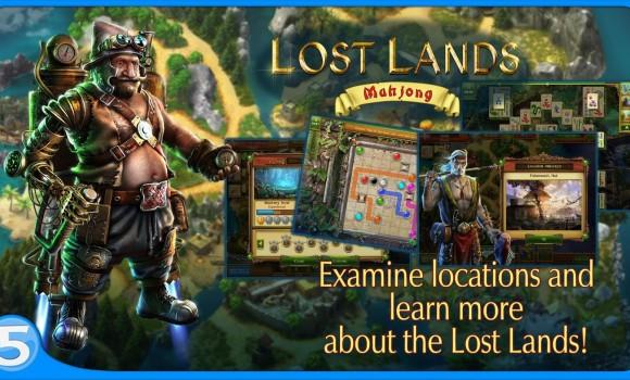 Lost Lands: Mahjong Ekran Görüntüleri - 1