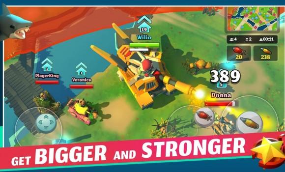 PvPets: Tank Battle Royale Ekran Görüntüleri - 1