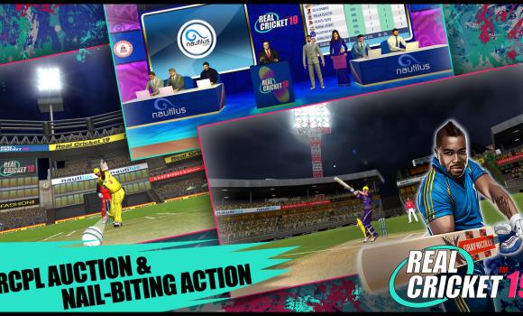 Real Cricket 19 Ekran Görüntüleri - 1