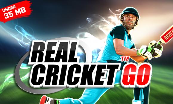 Real Cricket GO Ekran Görüntüleri - 3