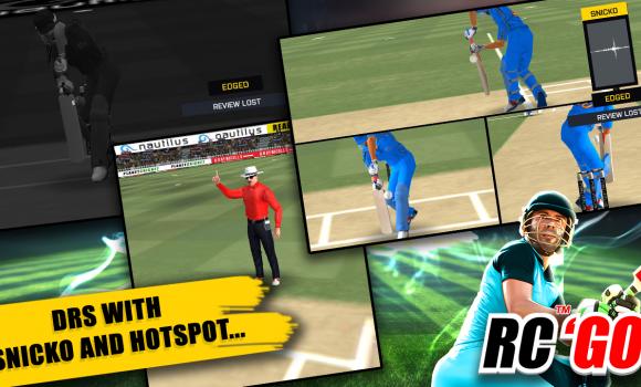Real Cricket GO Ekran Görüntüleri - 2