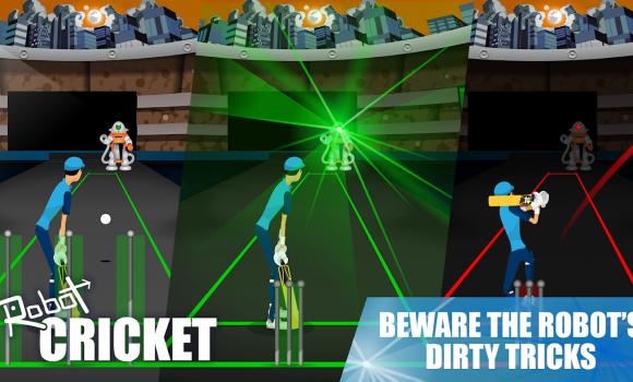 Robot Cricket Ekran Görüntüleri - 2