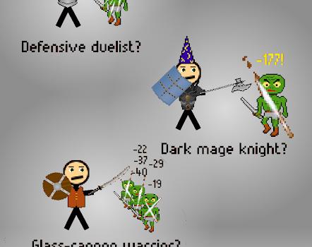 Rogue Dungeon RPG Ekran Görüntüleri - 1