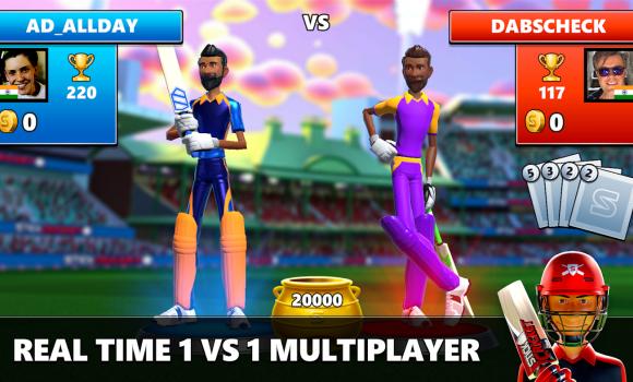 Stick Cricket Live Ekran Görüntüleri - 2