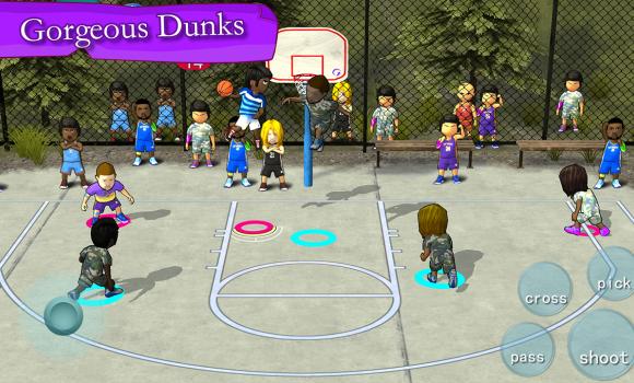 Street Basketball Association Ekran Görüntüleri - 2