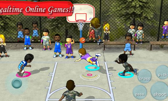 Street Basketball Association Ekran Görüntüleri - 3