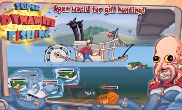 Super Dynamite Fishing Ekran Görüntüleri - 2