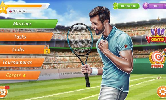 Tennis Mania Mobile Ekran Görüntüleri - 3