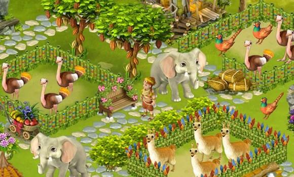 Totem Story Farm Ekran Görüntüleri - 1