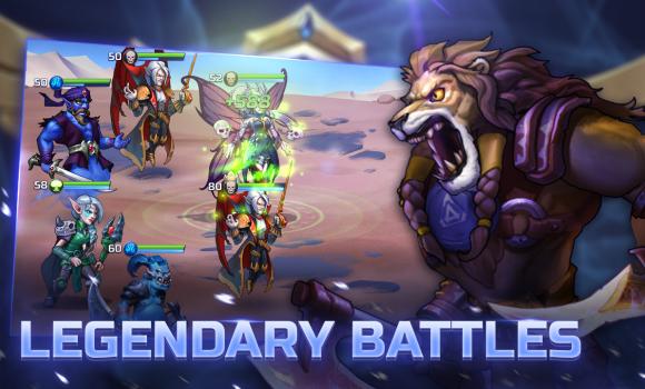 War Of Champions Idle RPG Ekran Görüntüleri - 1