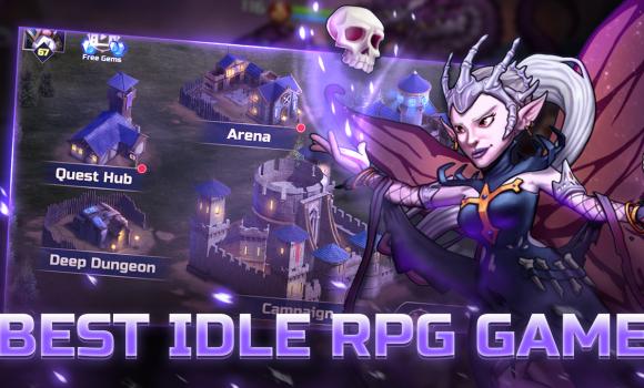 War Of Champions Idle RPG Ekran Görüntüleri - 2