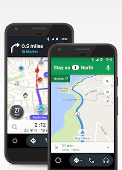 Android Auto Ekran Görüntüleri - 1
