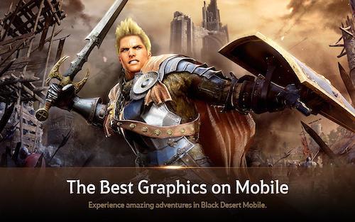 Black Desert Online Ekran Görüntüleri - 1