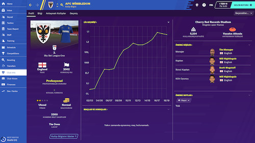 Football Manager 2020 Touch Ekran Görüntüleri - 1