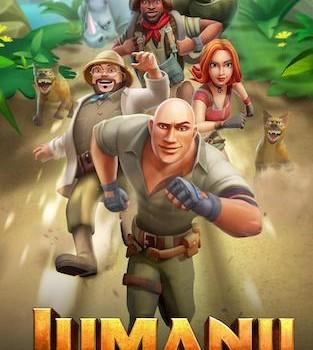 Jumanji: Epic Run Ekran Görüntüleri - 1