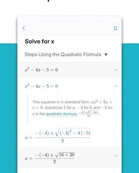 Microsoft Math Solver Ekran Görüntüleri - 3