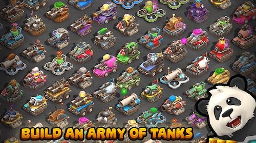 Pico Tanks Ekran Görüntüleri - 3